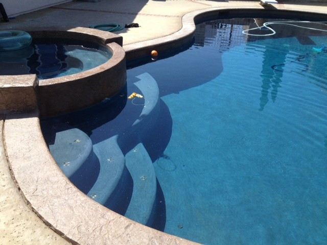 Pool repair san diego pool plastering san diego pool for Pool plaster
